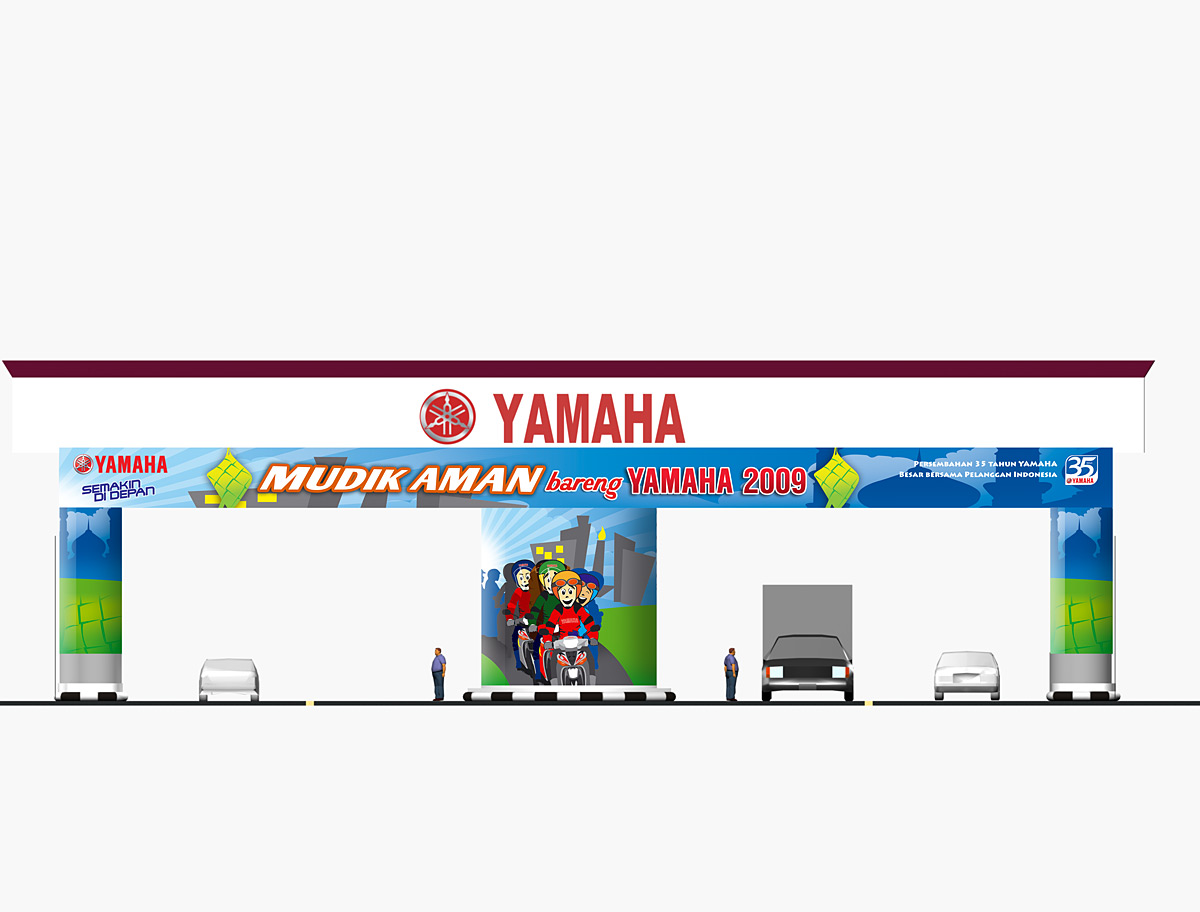 Other Graphic Design Fano Alfano Kuliner  Pisang By Minar Production Bdg Yamaha Mudik 2009 Project
